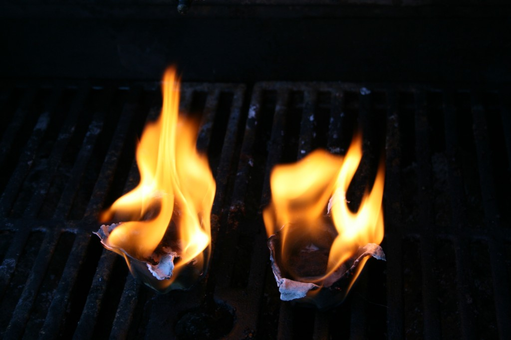 Burning Well
